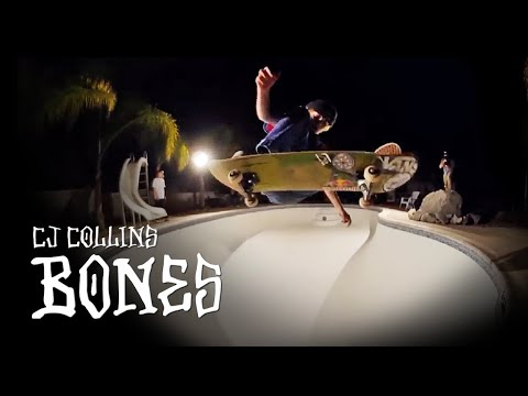 CJ Collins - BONES WHEELS