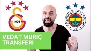 Vedat Muriqi Transferi    Galatasaray vs Fenerbahçe