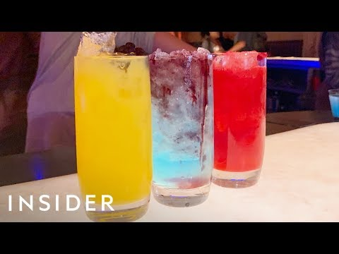 Disney's Star Wars Themed Food and Drinks