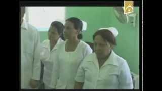 Amor y dedicación de la enfermería cubana en Haití