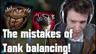 Hashinshin: Riot fails to balance Tanks!