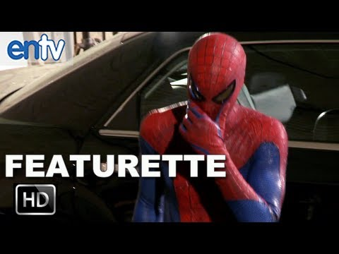 The Amazing Spider-Man Featurette 'The Suit'
