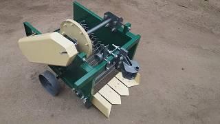 Картофелекопалка транспортерная ПроТек 45/60 М1 от компании ТД ПроТек (Харьков) - видео