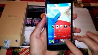 HOMTOM HT7 5.5 inch 3G Smartphone