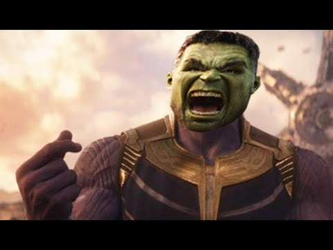 HULK NEED CALM DOWN (Taylor Swift You Need to Calm Down Marvel Parody)