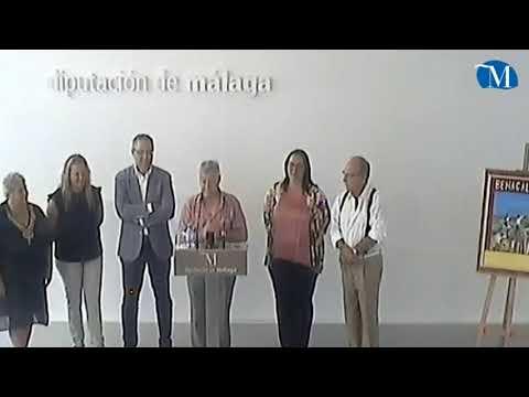 Presentación del Concurso Tradicional de Verdiales de Benagalbón