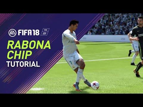 FIFA 18 | RABONA CHIP TUTORIAL | PS4/XBOX ONE