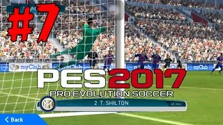 PES 2017-PRO EVOLUTION SOCCER-Campaign Level 7-BEST OF 2016-Tour Event-Special Agent-iOS/Android-EP7
