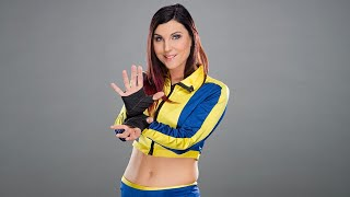 Leva Bates On Blue Pants And Her Favourite Wrestling Games