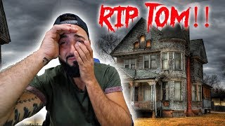 (TOM) I CANT BELIEVE THIS HAPPENED! REST IN PEACE TOM!   MOE SARGI