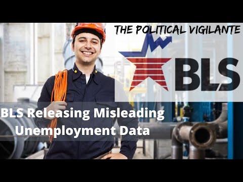 Bureau Of Labor Statistics Releases FAKE Jobs Data