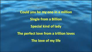Could you be my lady by Anthony Wayne James Cook Video