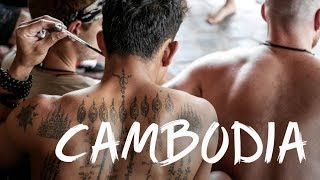 Getting A Sak Yant Tattoo In Cambodia