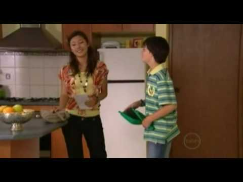 Dichen Lachman's 19th neighbours appearance April 3rd 2006