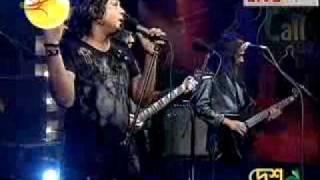 Warfaze-Tomakey (Desh TV Live!)