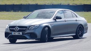 Mercedes-AMG E63 S | Chris Harris Drives | Top Gear
