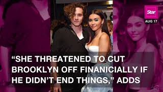 Victoria Beckham Can't Stand Son Brooklyn's New Girlfriend Madison Beer - Video Youtube