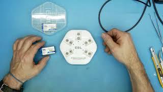#79 EBL Li-Ion 9v Rechargeable Battery Review