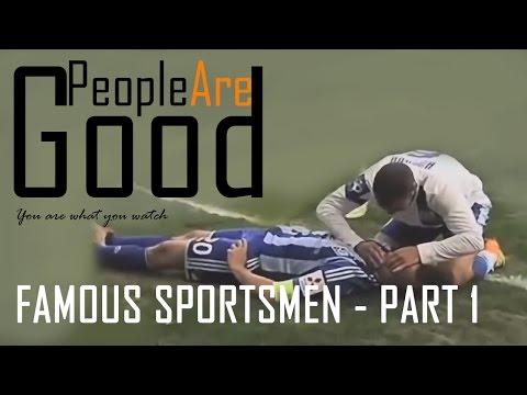 מחוות ספורטיביות מרגשות עד דמעות