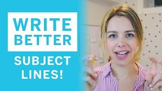 Write the Best Email Marketing Subject Lines