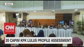 Video 20 Capim KPK Lulus Profile Assessment MP3, 3GP, MP4, WEBM, AVI, FLV Agustus 2019