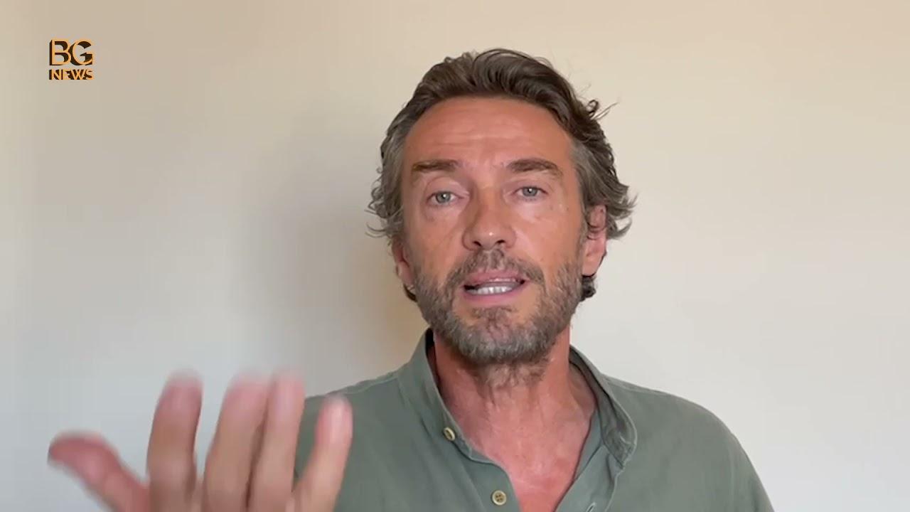 """Alessio Boni: """"Vaccinatevi, è l'unica soluzione per affrontare la pandemia"""""""