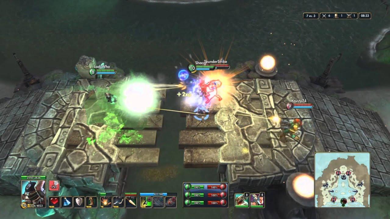 Le MOBA Pirates: Treasure Hunters va jeter l'ancre sur PS4
