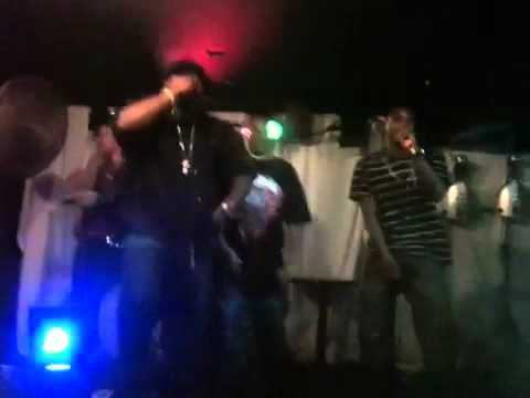 World Fame Paper Cha$e Gang @ SD Club Lydias