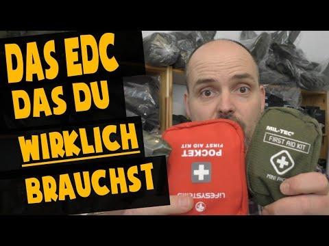 Das EDC, das Du wirklich brauchst!