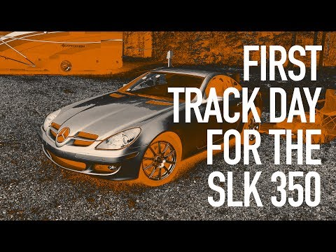Track Day with the SLK 350 : Between The Wheels - Episode 8