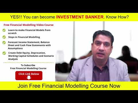 Free Financial Modelling Course || Click on the link below to join in Financial Modelling Course