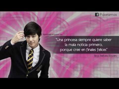 Frases de Doramas (Boys Before Flowers)