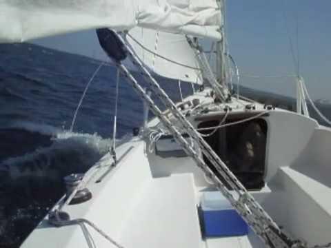 Gazella Rufina sailing