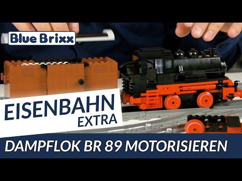 Dampflokomotive BR 89
