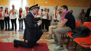 Alberto & Matteo - Wedding Proposal #ProudToLove