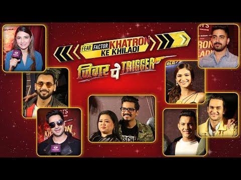 Khatron Ke Khiladi Season 9 Press Launch | Bharti