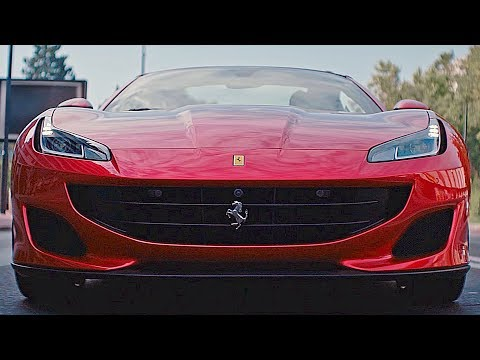 Ferrari Portofino (2018) Features, Driving, Design