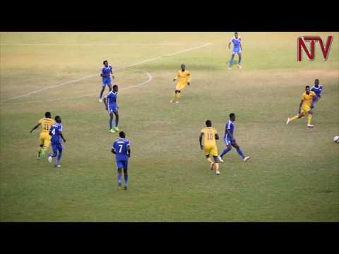 Kagimu brace helps URA overcome Kirinya Jinja SS 2-0