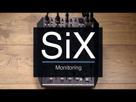 SSL SiX - Monitoring