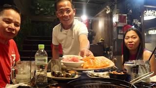 VOLG 372 ll Lên Sài Gòn thăm nhà anh 4 Cháu NGỌC  đưa chú 5 đến nhà hàng KIM TỬ LONG