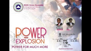 Power Explosion 2018, Power for Much More - Saturday,25th August, 2018