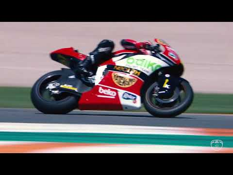 All the best moments from the FIM CEV Repsol Moto2™ race in Valencia