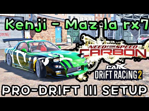 Download Need For Speed Carbon Mazda Rx 7 Customization Video 3GP