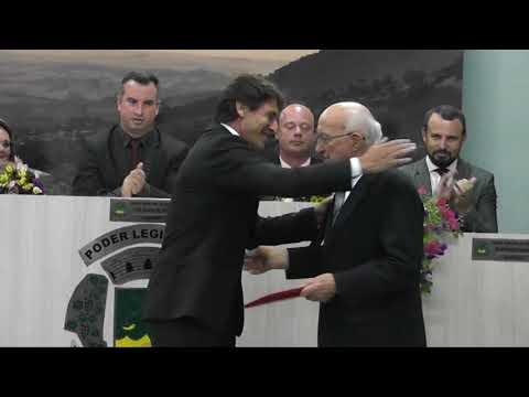 Câmara de vereadores realiza homenagem a personalidades que se destacam em Andradas