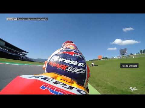 Repsol Honda OnBoard: Gran Premio d'Italia Oakley