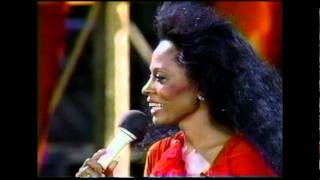 Diana Ross Live In Central Park So Close