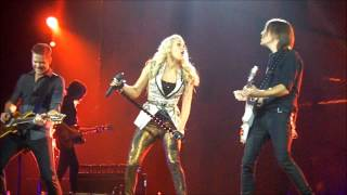 "Carrie Underwood - ""Sweet Emotion"" LIVE in Green Bay"