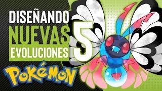 Slowking  - (Pokémon) - NUEVAS EVOLUCIONES POKÉMON 5: BUTTERFREE Y SLOWKING (MEGA EVOLUCIONES) | RETO FAKÉMON | EBaru