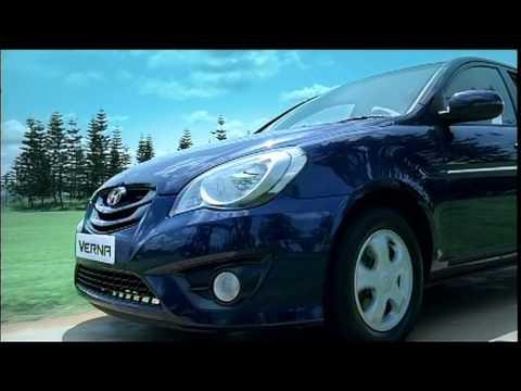 Hyundai Verna Transform - Make your own sky