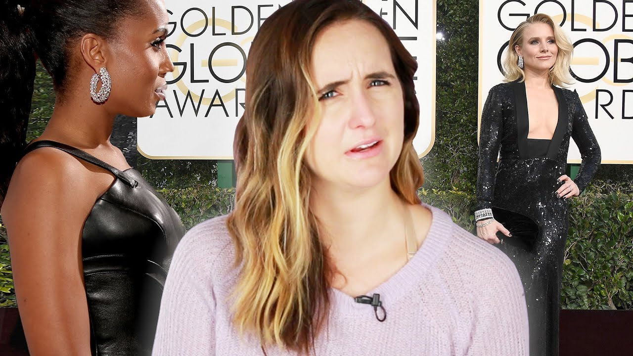 Why Is Everyone Wearing Black At The Golden Globes? thumbnail